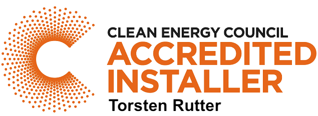 Clean Energy Council - Accredited Installer